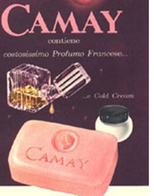 "Picture of Fragrance ""Camay"""