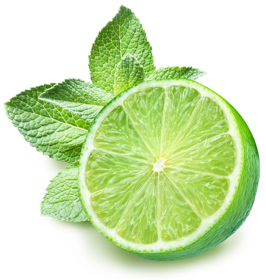 "Picture of Essential oil ""Lime Distilled """