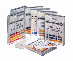 Picture of pH-Fix Macherey Nagel meter stripes