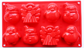 """Picture of Silicone mold """"Winter"""""""
