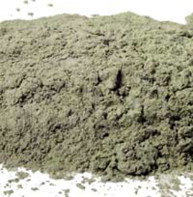 Picture of Green micronized clay