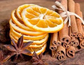 """Picture of Fragrance """"Spicy orange"""""""