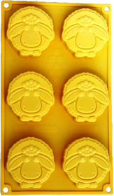 """Picture of Silicone mold """"Sheep"""""""