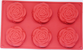 "Picture of Silicone mold ""Roses"""