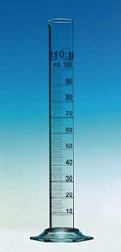 Picture of Duran graduated cylinder