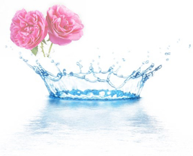 """Picture of Agua destilada """"Rosa"""""""