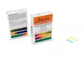 Picture of Universal pH meter stripes