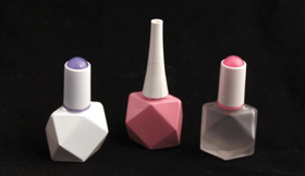 "Picture of Nail polish bottle ""Diamante"""