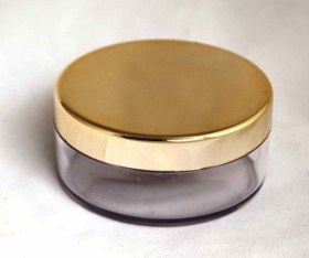 Picture of Jar per mineral make-up cap oro