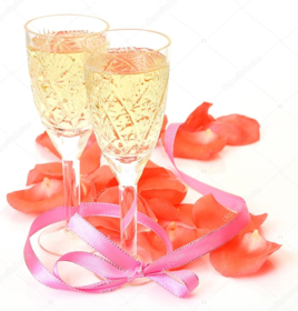 "Picture of Fragranza ""Champagne & petali di rosa"""